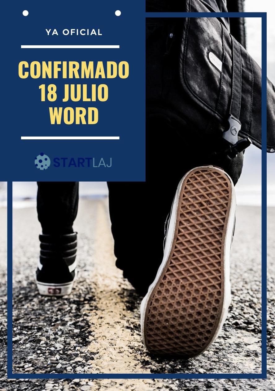 examen word tramitación