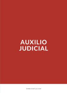 auxilio judicial online