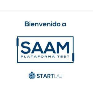 Plataforma TEST SAAM